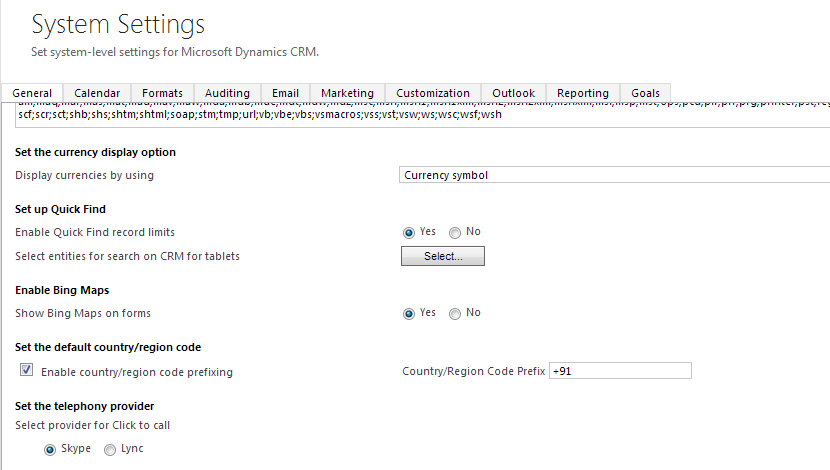 Crm 2013 Features Skype Integration Dynamics Crm Guru
