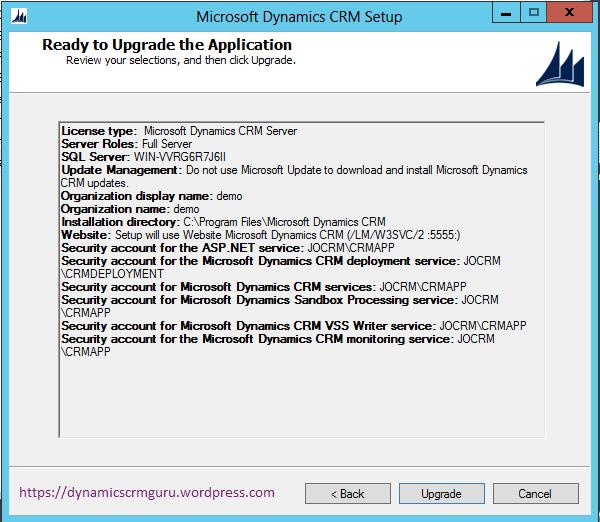 Windows Server 2012 - CRM12