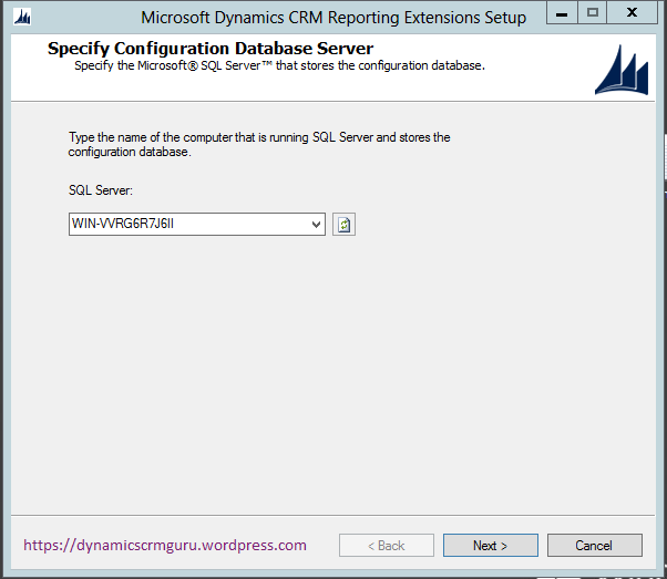 Windows Server 2012 - CRM16