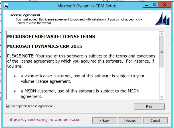 Windows Server 2012 - CRM2
