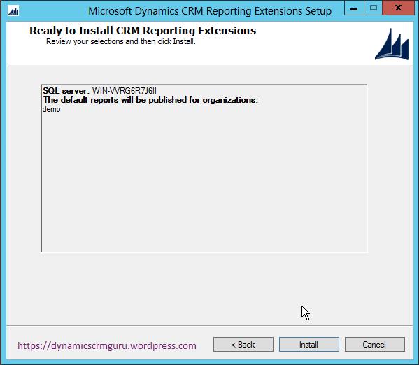 Windows Server 2012 - CRM22