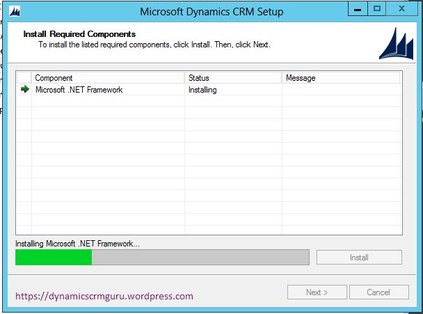 Windows Server 2012 - CRM4