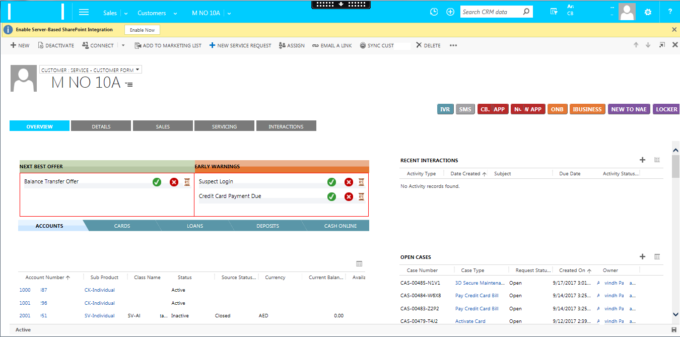Customer 360 View In Microsoft Crm What Does It Really Mean And