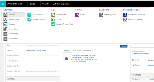 Documents Link Is Missing In Dynamics 365 90 Version Standard