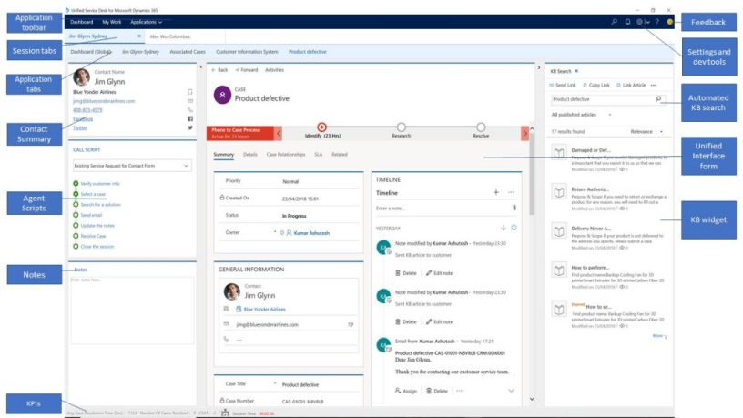 Unified Service Desk 330 Is Released Dynamics Crm Guru