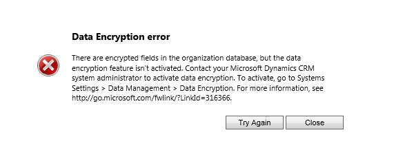 EncryptionError