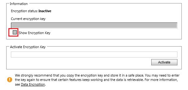 EncryptionError-ShowEncryption